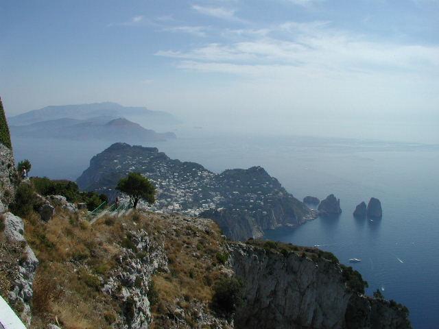 Arrex homepage isola di capri for Separa il golfo di napoli da quello di salerno